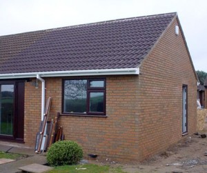 Building Extension completed