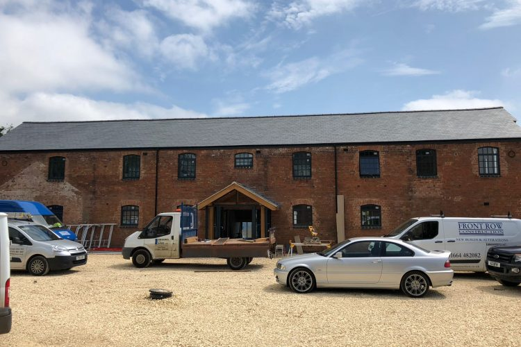 Barn Conversion and Office Fit-Out Buckminster